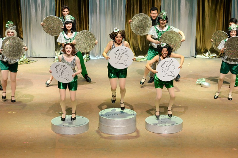 Spring musical makes Patil Theater debut with production of '42nd Street'