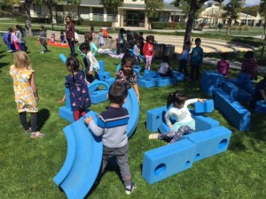 Preschool enjoys Week of the Young Child