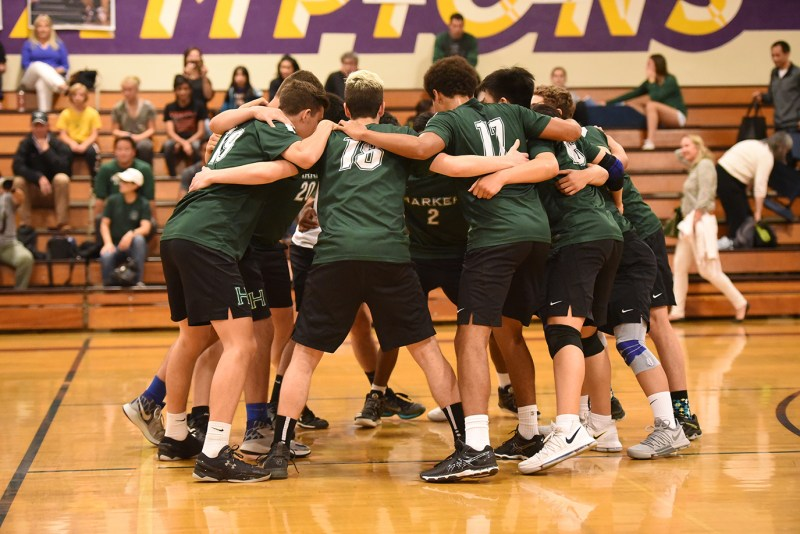 Boys volleyball makes history and Eagles clean up with many All-League honors