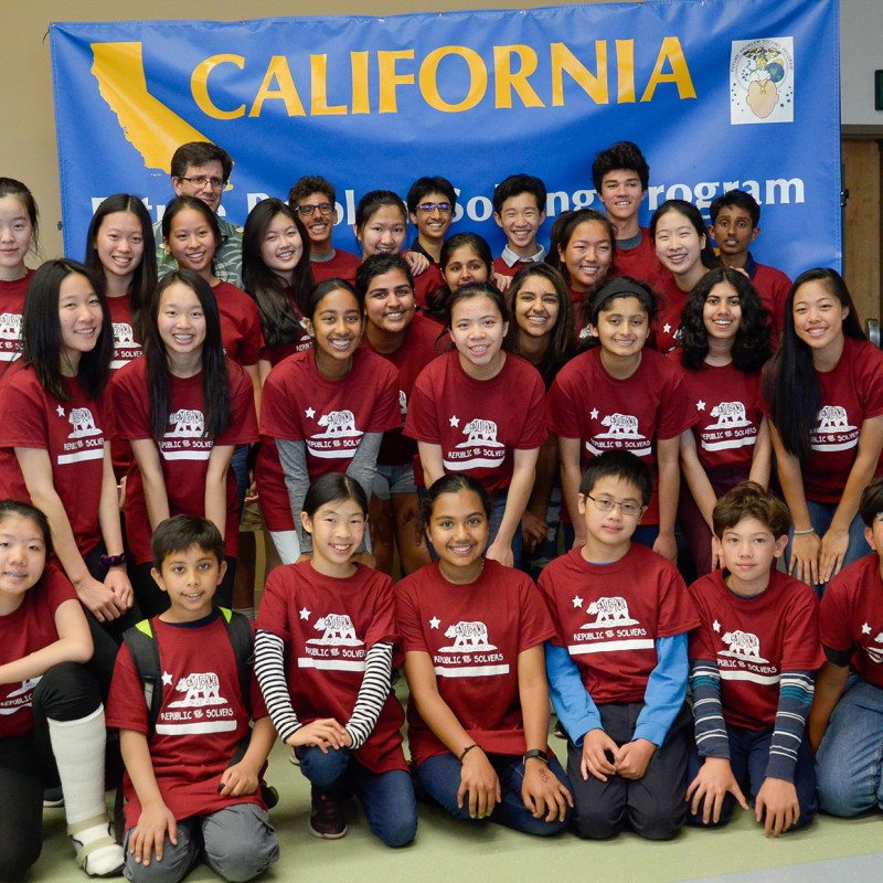 Solvers: Students gain real-world expertise through teamwork and competition