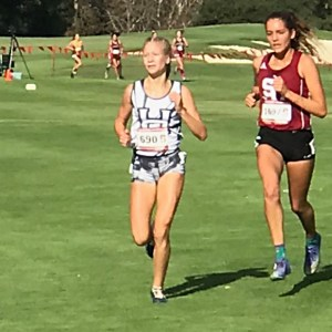 Weirich finishes second at Stanford Invitational; alumna ties for second in UC links boost