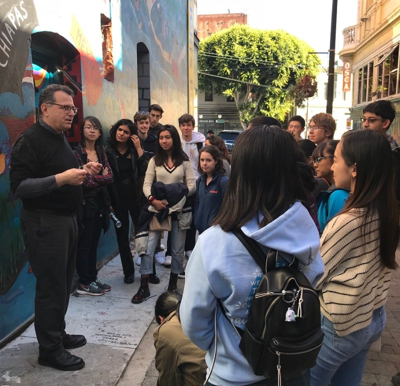 Literary trip to SF connects students to the Beat Generation and Litquake Festival
