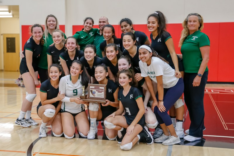 Volleyball and golf head to NorCals as cross country and tennis earn CCS berths