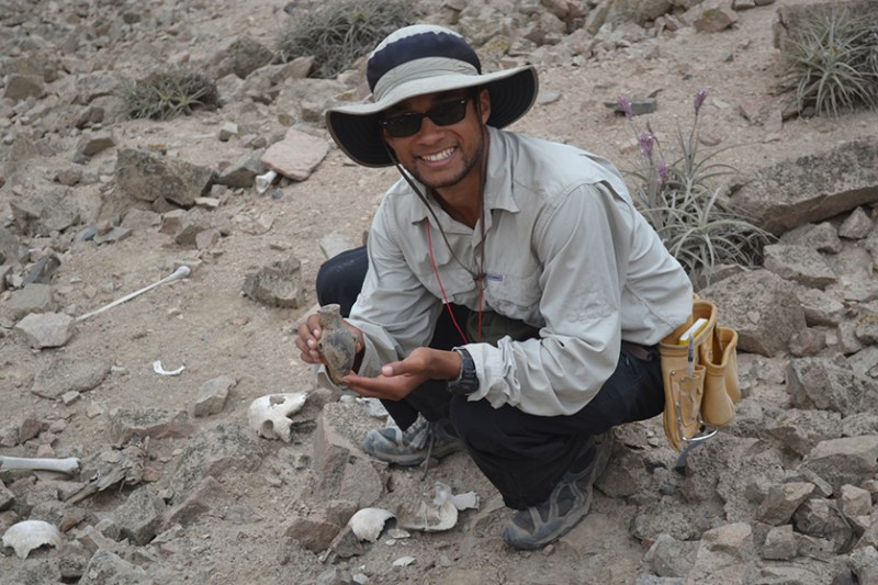 Digging Deep: Alumnus found his love of archaeology in the Dutch countryside