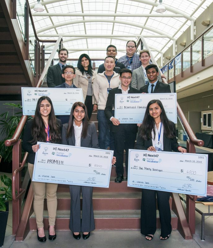 Business and economics students enjoy BEcon2019, $15,000 awarded!
