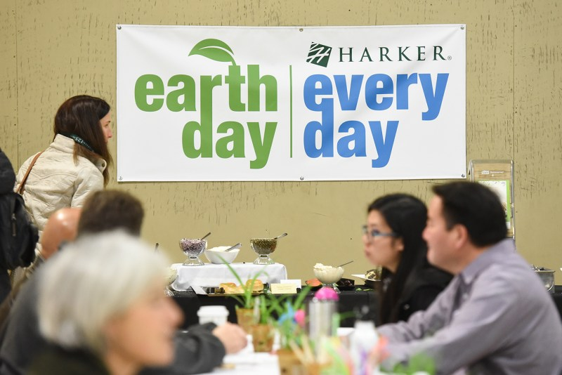 Faculty retreat encourages Harker community to celebrate 'Earth Day Every Day'