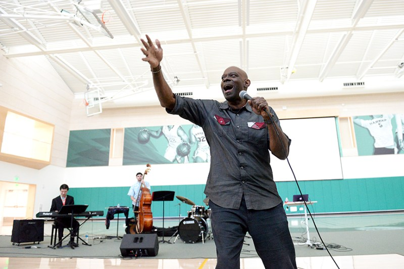 Langston Hughes Project gives stirring performance, inspiring master classes