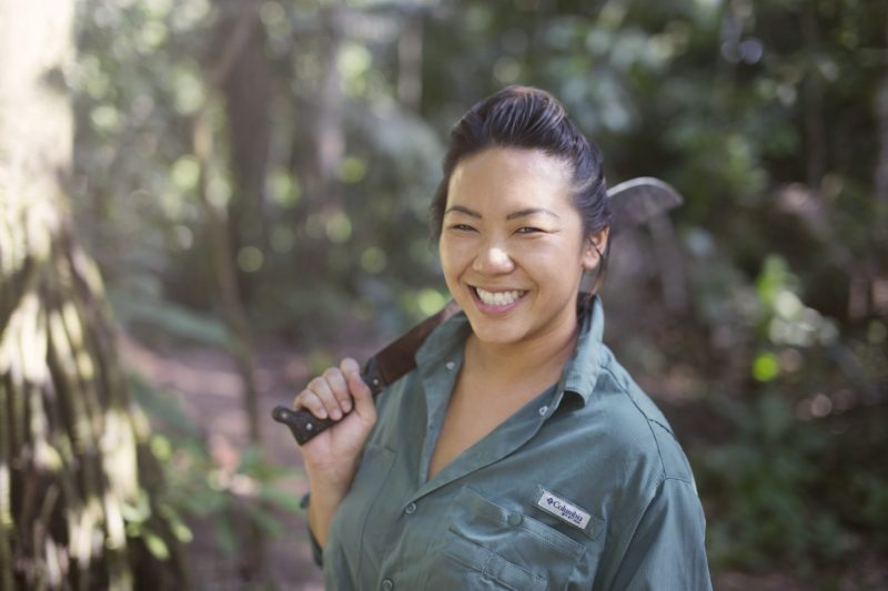 Tiffany Duong '02: Off the Beaten Path