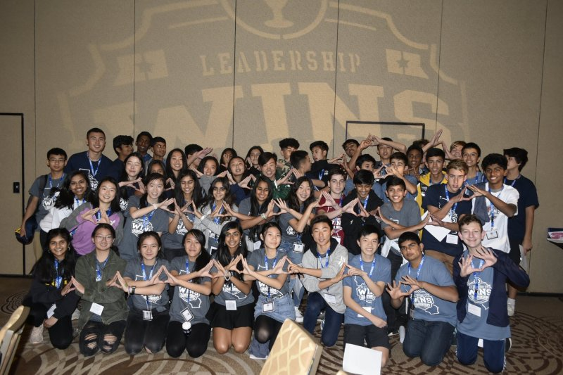 DECA chapter takes on Fall Leadership Development Conference