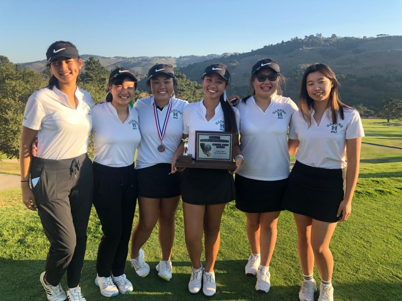 Girls golf takes third in CCS, other seasons wrap up