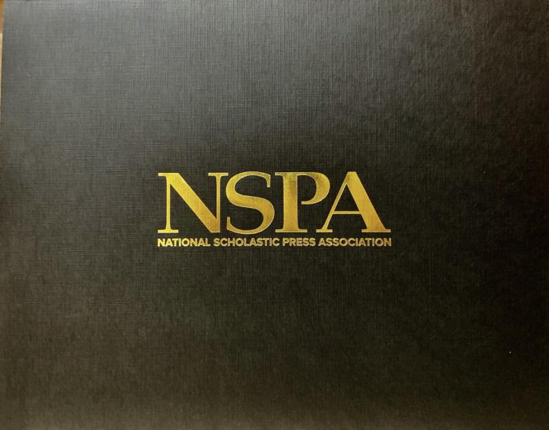 Harker journalism wins third NSPA Pacemaker award in Washington, D.C.