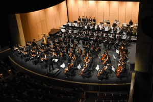 Concerts showcase talents of middle and upper school musicians