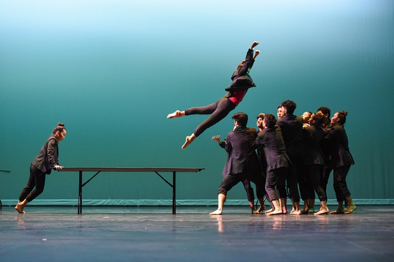 Upper school dance show wows audiences