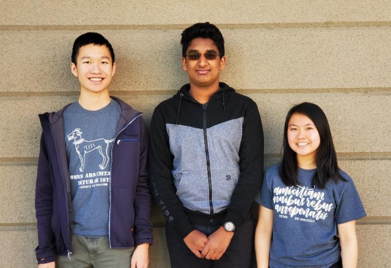 Student filmmakers congratulated by San Jose mayor, former presidential candidate Andrew Yang