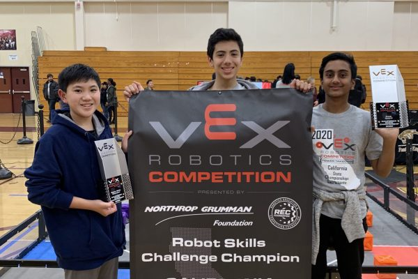 Robotics competitors enjoy successful season despite cancellations