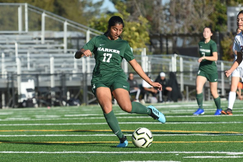 Four Eagles named to Prep2Prep All-CCS girls soccer teams