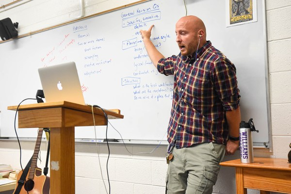 Area high school students bolster writing skills at summer writing workshop