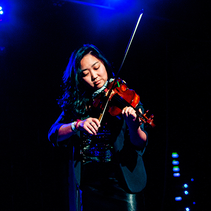 Orchestrating the Right Career Path: Alumna's Passion for Music Played Out in Unforseen Ways