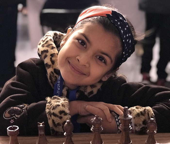 Fifth grader wins world youth chess championship