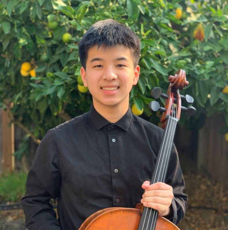 Junior wins second prize in ENKOR music competition