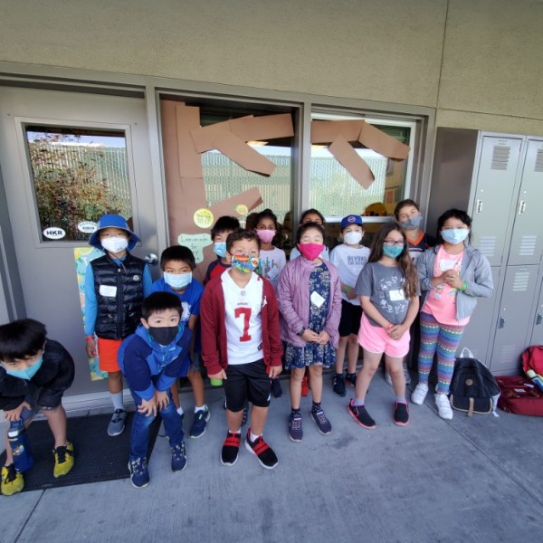 Grade 3 students raising money for Epilepsy Foundation