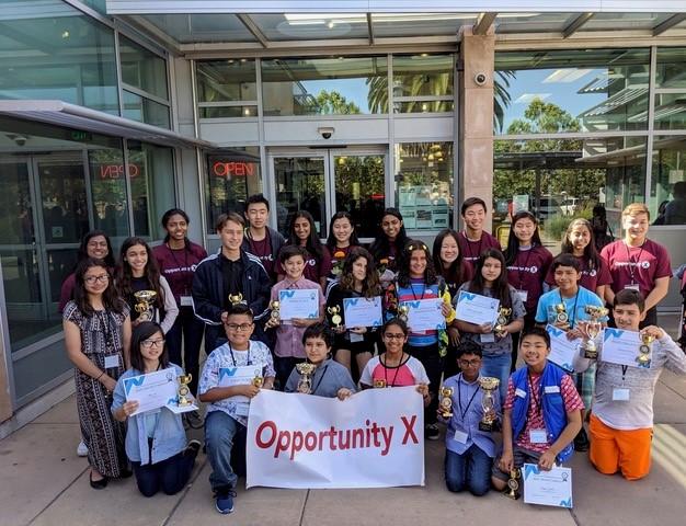 Student and alumni-led organization wins STEM grant