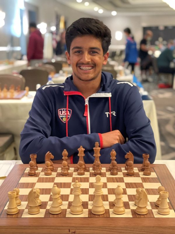 Grade 9 student becomes chess Champion of Champions
