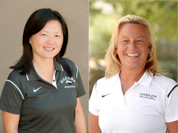 Coaches Cheng and Smith each awarded CCS Coach of the Year