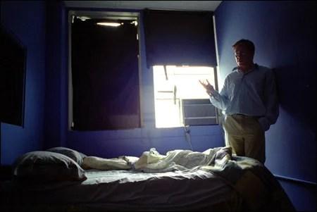 Sleep researcher Matthew Walker
