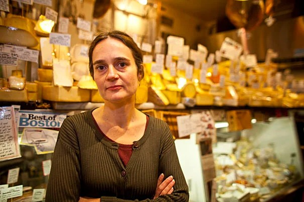 "Heather Paxson is a student of how people infuse their lives with meaning, and the everyday ethical choices that come with that. She is a Radcliffe Fellow this year, writing a book on what she calls the ""ecologies of value"" in making American artisanal cheese."