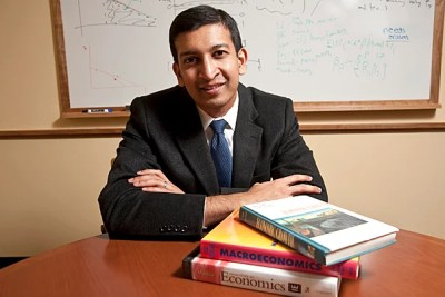 Raj Chetty finished his Harvard doctorate, then started his career as an assistant professor at the University of California, Berkeley. Last spring he returned to Cambridge as one of the most cited young economists and an acknowledged leader in the field of public economics.