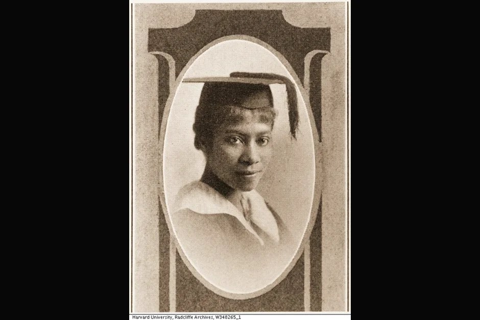 Eva B. Dykes earned three degrees at Radcliffe — A.B. 1917 (magna cum laude), A.M. 1918, and Ph.D. 1921. She was one of the first three African-American women in the United States (and the only one at Radcliffe) to earn a Ph.D., and she also was elected to Phi Beta Kappa. Credit: Schlesinger Library, Radcliffe Institute, Harvard University (http://www.radcliffe.edu/schles/)