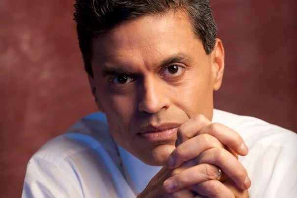 Zakaria to speak at Commencement – Harvard Gazette