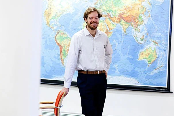 Peter Huybers, professor of earth and planetary sciences, confirmed that slow changes in both the tilt and orientation of Earth's spin axis combined to help determine when the major deglaciations of the past million years occurred.