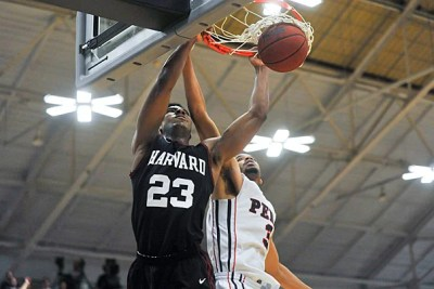 The University of Pennsylvania dealt Harvard a rare home loss on Feb. 28, but the Quakers' loss to Princeton on Tuesday assured the Crimson of its first outright Ivy League championship in program history.