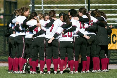 "The lady Crimson, the defending Ivy League Champions, have ""had a target on our back this year,"" said coach Jenny Allard. ""The team has responded by focusing on their own level of play and support for each other. They are 21 strong."""