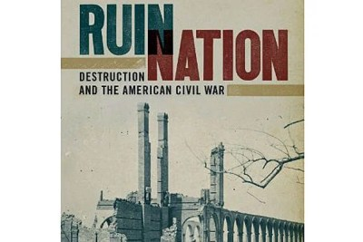 Megan Kate Nelson's book is being lauded as the first to bring together environmental and cultural histories to consider the evocative power of ruination as an imagined state, an act of destruction, and a process of change.