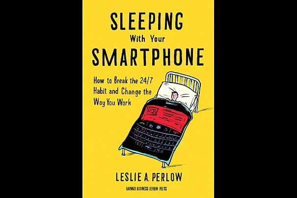 """""""I'm excited about embracing what technology has to offer while simultaneously recognizing that we have to control it,"""" said Leslie A. Perlow, the Konosuke Matsushita Professor of Leadership at Harvard Business School, the author of """"Sleeping with Your Smartphone: How to Break the 24/7 Habit and Change the Way You Work."""""""