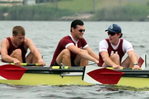 The Harvard heavyweight four has won by a wide margin in each of its two races.
