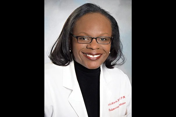 """""""From a public health perspective, it is crucial for employers as well as government and hospital entities to monitor perceived employee job strain and initiate strategies to manage job strain and perhaps positively impact prevention of heart disease and employee productivity,"""" said Michelle A. Albert, a cardiologist and researcher at BWH and associate professor at Harvard Medical School."""