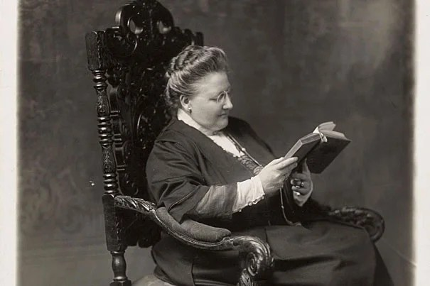 "Amy Lowell's  larger-than-life personality often overshadowed her writing and collecting. Lowell's collection will be showcased in ""From Austen to Zola: Amy Lowell as a Collector"" at the Houghton Library beginning Sept. 4."