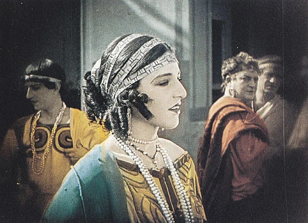 "The Harvard Film Archive screened ""The Last Days of Pompeii,"" an extravagantly produced 1926 Italian silent that was intended to revive Italy's flagging film industry. It failed to do that, said Adrian Staehli, who is Harvard's Loeb Professor of Classical Archaeology."