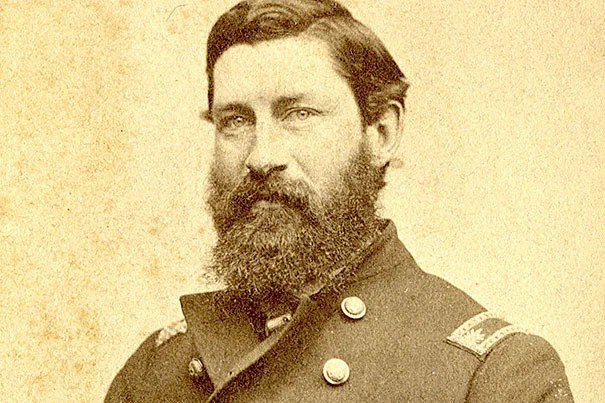 An intimate look at Zabdiel Boylston Adams, an 1853 graduate of Harvard Medical School, was shared by his great-grandson Mitchell L. Adams. Zabdiel Boylston Adams labored in surgeries at Gettysburg — staying up for two days and three nights — recounted the younger Adams.