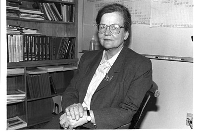 """Mary Ellen Wohl was a pioneer in the development of the discipline known today as pediatric pulmonary medicine.  A Harvard trained physiologist who began her career at Children's Hospital Boston in the early 60's, she experimented with lung volume measuring devices that followed  her """"hunch"""" that pulmonary medicine as it was then defined for adults, might well be something that could be applied to children."""