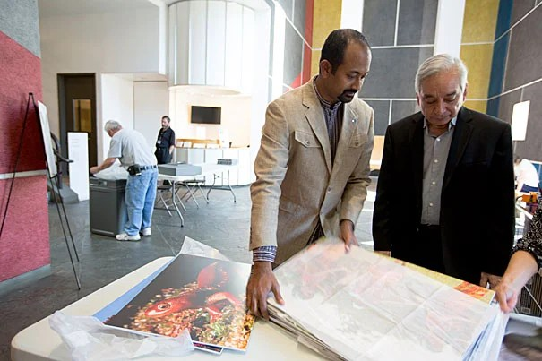 "A distinguished professor of biology at the University of Massachusetts, Boston, Kamal Bawa (right) has teamed up with photographer Sandesh Kadur to create an account of biodiversity in the Himalayas, including the region through which Bawa traveled so long ago. The result is a book, ""Himalayas: Mountains of Life,"" released in April."