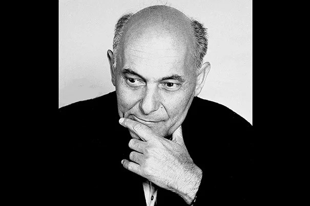 """""""I do not use my old scores with the markings in them,"""" wrote maestro Sir Georg Solti (photo 1). """"I do not want to be influenced by my old way of thinking about a work; I want my approach to be as fresh as possible.""""  Solti studying at his retreat on Italy's west coast near Castiglione della Pescaia (photo 2). The graphite sticks he used throughout his scores (photo 3)."""