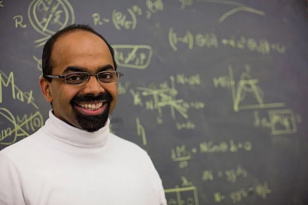 """""""What we wanted to investigate was how the speed of an organism changes as a function of how large it is, how quickly it moves, and how much it moves,"""" said L. Mahadevan, the Lola England de Valpine Professor of Applied Mathematics, of Organismic and Evolutionary Biology, and of Physics."""