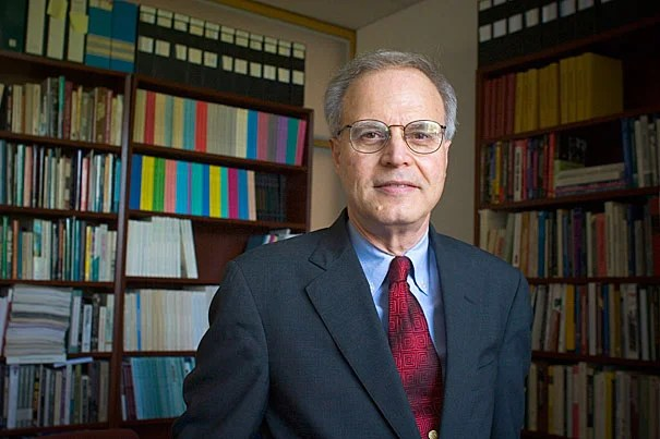 """""""I have greatly enjoyed the past several years in the provost's office,"""" Jorge Domínguez said. """"But I am a scholar at heart, and look forward to returning to research and teaching full time."""""""