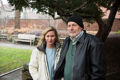 """""""Generally speaking, most people agree that the presence of nature supports health and well-being,"""" said Julia Africa, who was co-leader, with John D. Spengler, the Akira Yamaguchi Professor of Environmental Health and Human Habitation, of the 2013 Natural Environments Initiative Workshop at the Radcliffe Institute for Advanced Study."""