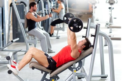 A Harvard study found that men who did 20 minutes of daily weight training showed less of an increase in age-related abdominal fat than men who spent 20 minutes doing aerobic activities.